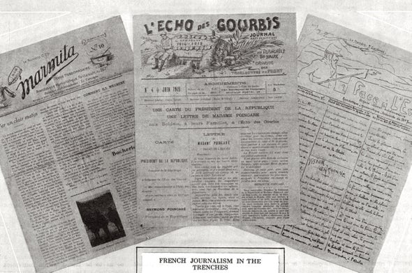 News from the Mud: Trench Newspapers, 1916