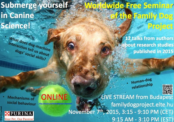Why Do Dogs Do That? 2 Ways to Find Out This Saturday and Beyond!