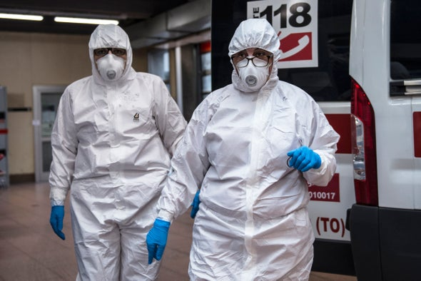 Jolted by Her Own Illness, Pandemics Scholar Gains Insight into Botched COVID-19 Response