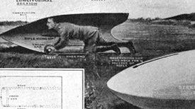 The Armored Tortoise Fails, 1915