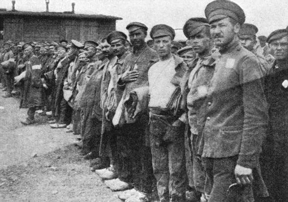 Millions of Prisoners of War, 1917