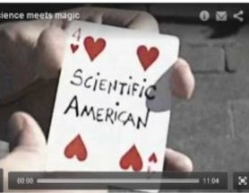 Neuroscience Meets Magic: an educational feature