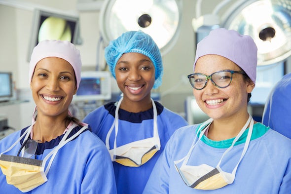 What Happens When Female Physicians Gather?