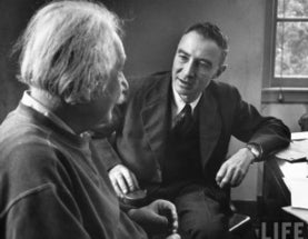 Oppenheimer's Folly: On black holes, fundamental laws and pure and applied science
