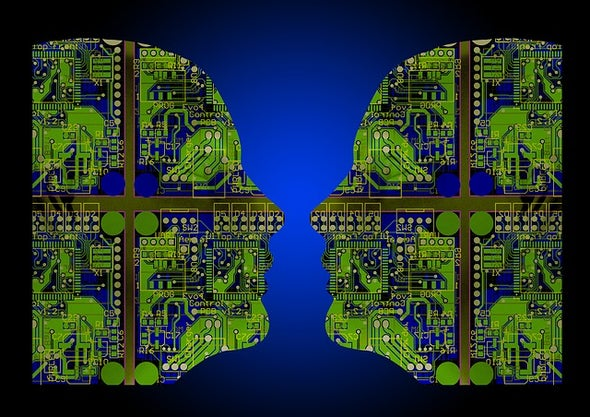 Will AI Enable the Third Stage of Life on Earth?