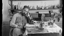 Santiago Ramón y Cajal, the Young Artist Who Grew Up to Invent Neuroscience