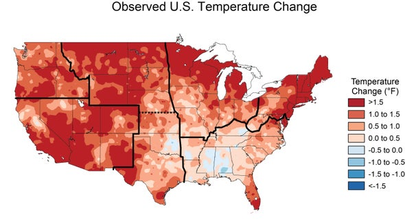 Over 3 out of 4 Americans Now Acknowledge Climate Change Is Occurring--Including the Majority of Republicans