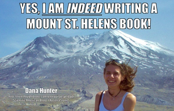 Visiting Mount Saint Helens This Summer? Getcher Guides Right Here!