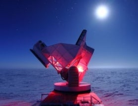 Hunting Black Holes at the South Pole