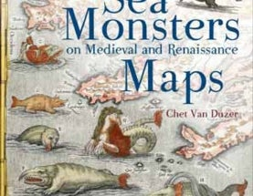 Book Review: Sea Monsters on Medieval and Renaissance Maps