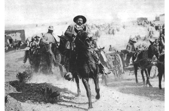 Pancho Villa: War Comes to the U.S.