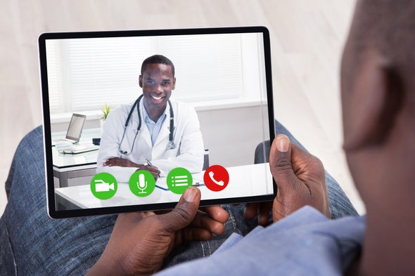 Has Telemedicine's Day Finally Come?