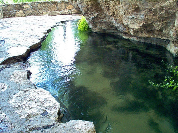 The Magic of Arizona's Montezuma Well