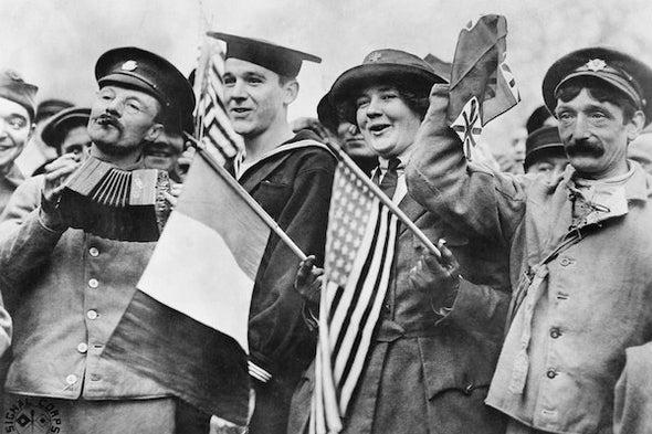 Armistice Day: November 11, 1918, to November 11, 2018