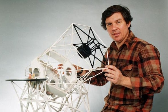 In Memoriam: Jerry Nelson, Legendary Telescope Designer