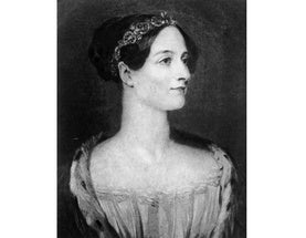 "Ada Lovelace Day Honors ""the First Computer Programmer"""