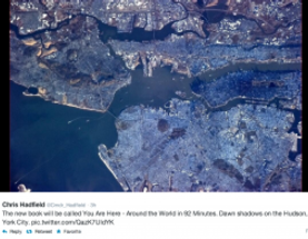 Astronaut Chris Hadfield's Snapshots from Space [Video]