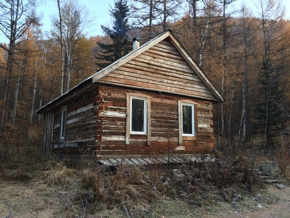 East of Siberia: By Chance, Food and Shelter