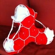 A Cuddly, Crocheted Klein Quartic Curve