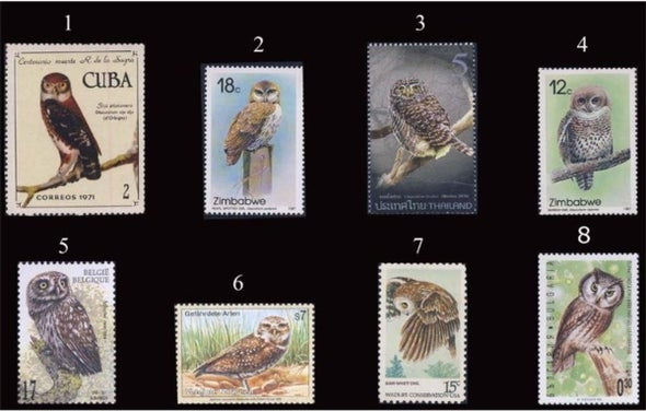 Can Stamp Collecting Help Conserve Rare Species?