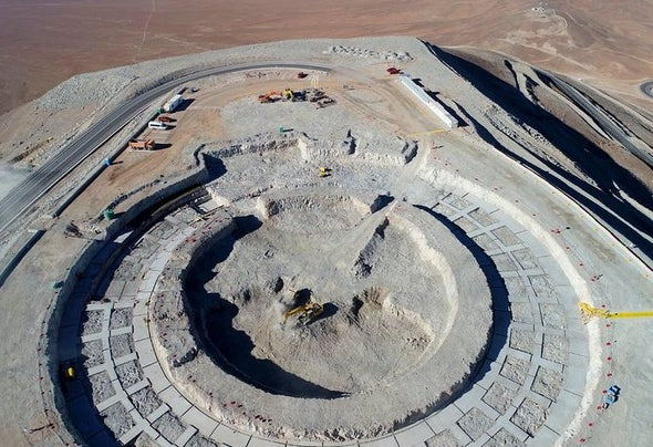 An Extremely Large Footprint for an Extremely Large Telescope