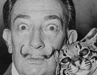 Salvador Dalí and the Hypercube