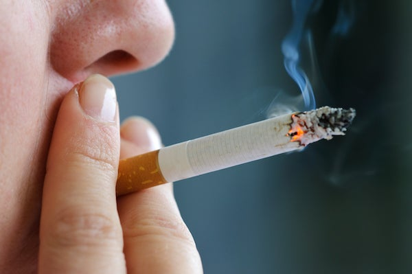 Smoking Is Way Down in the U.S., but Not for People with Mental Illness