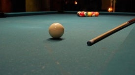How to Unfold a Pool Table