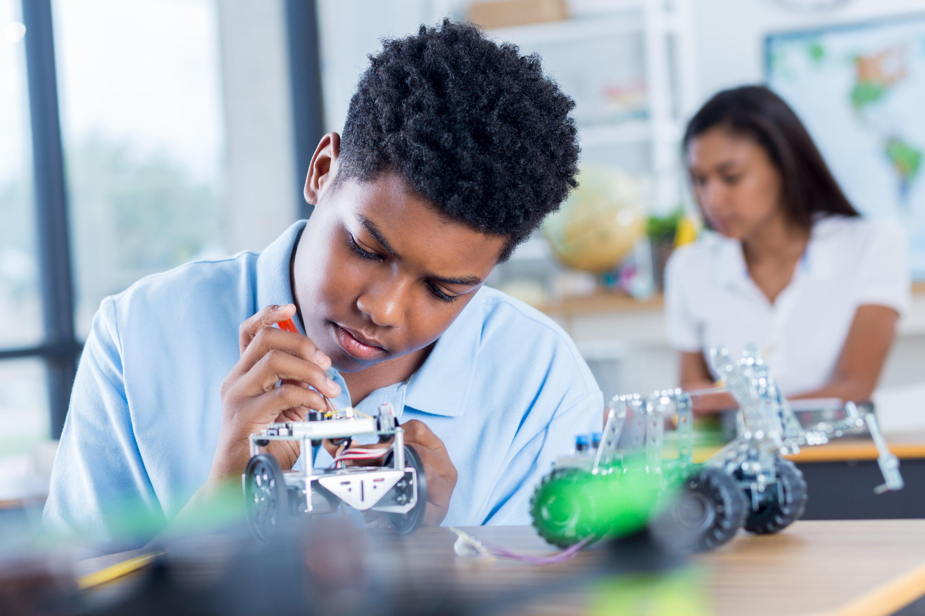 STEM Education Needs a Course Correction