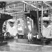 Women Workers Fill the Factories, 1917