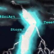 Join the #SciArt Tweetstorm!