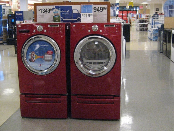 Study: Why You Should Consider Water <i>and</i> Energy When Buying Appliances