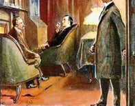 Lessons from Sherlock Holmes: From Perspective-Taking to Empathy