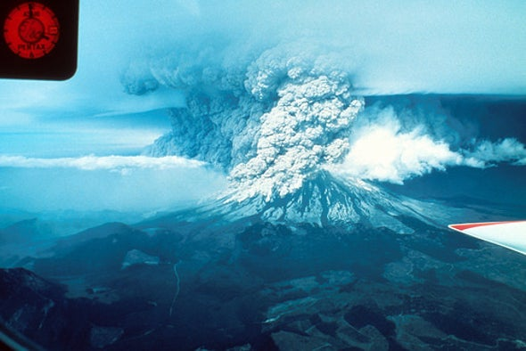 Magnificent Mount Saint Helens Eruption Photos, Part 3