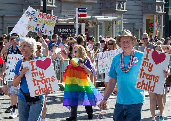 A History of Transgender Health Care