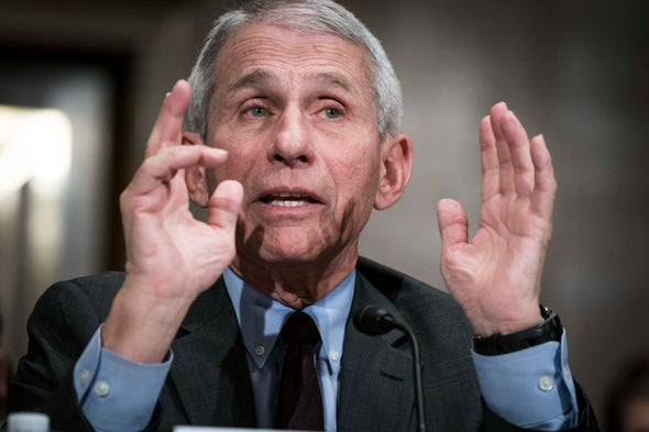 Anthony Fauci Shows Us the Right Way to Be an Expert