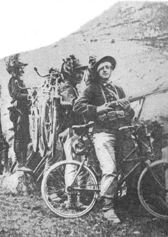 Italy Is Bribed into War, 1915