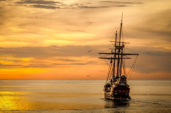 On My Shelf: Dropping Anchor, Setting Sail