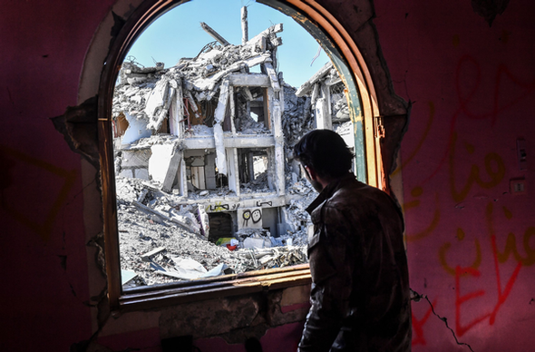 How Google Could Help End War