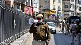 Can India Contain the Pandemic?