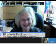 Hangout with Nobel Laureate Elizabeth Blackburn: Can Cells Live Forever?