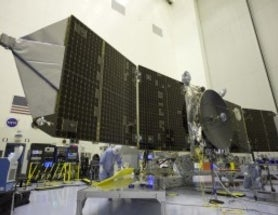 "MAVEN Orbiter Preparation at NASA Considered ""Emergency Exception""–Work Continues Despite Government Shutdown"