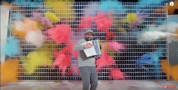 OK Go's Big Math-splosion [Video]