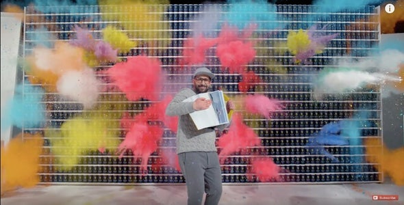 OK Go's Big Math-splosion [Video]