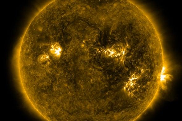 Big Blast from the Sun