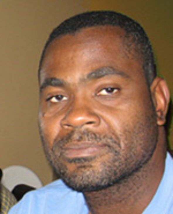 You Should Know: Fr. Dr. Jean-Baptiste Kikwaya, Astronomer