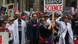 Climate Science Legal Defense Fund Fights for Whistle-Blowing Climate Scientist