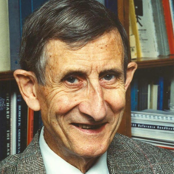 Freeman Dyson's Solution to the Problem of Evil
