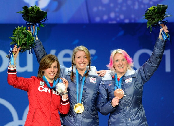 Why Bronze Medalists Are Happier Than Silver Winners