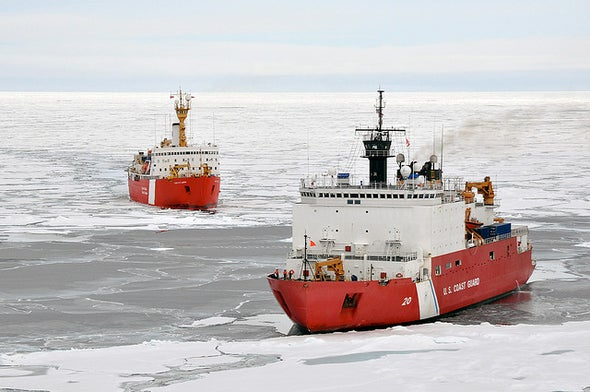 The Arctic Paradox Poses Questions about Sustainable Development